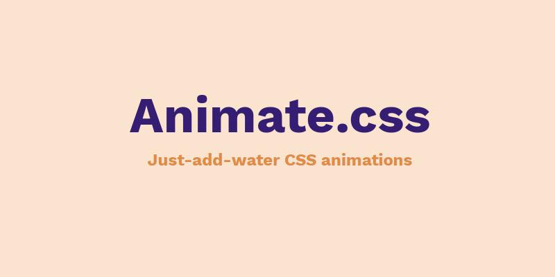 CSS3 animationライブラリまとめ1