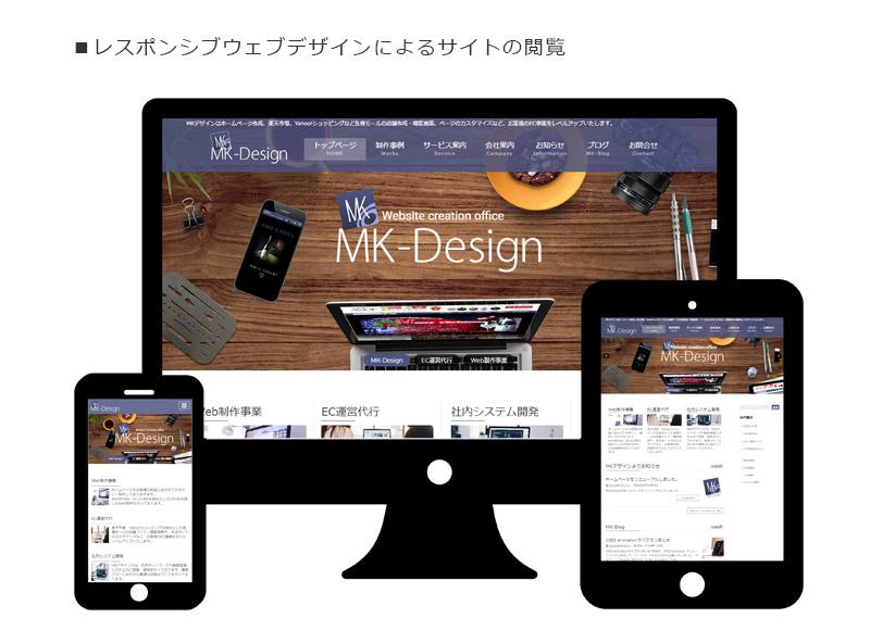 レスポンシブウェブデザイン1