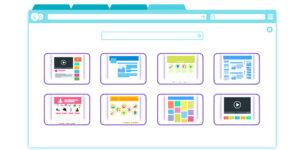 Webデザイン:レイアウト基本の5パターン